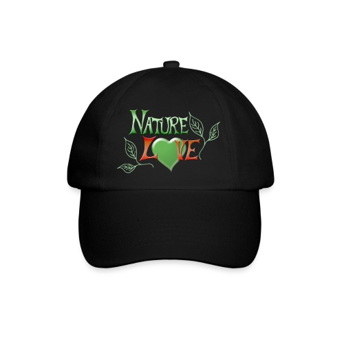 Nature Love - Baseballkappe