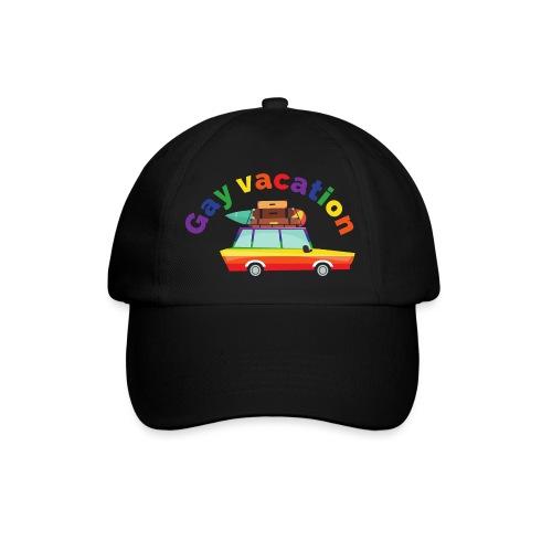 Gay Vacation | LGBT | Pride - Baseballkappe