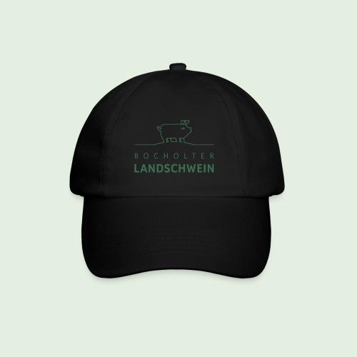 Bocholter Landschwein pur - Baseballkappe