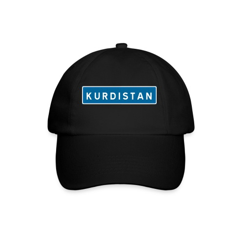 Kurdistanskylt - Basebollkeps