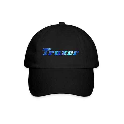 Truxer Name with Sick Blue - Baseball Cap