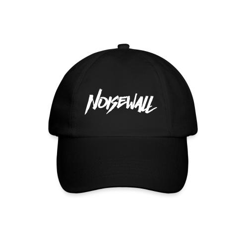 Noisewall white logo - Baseball Cap