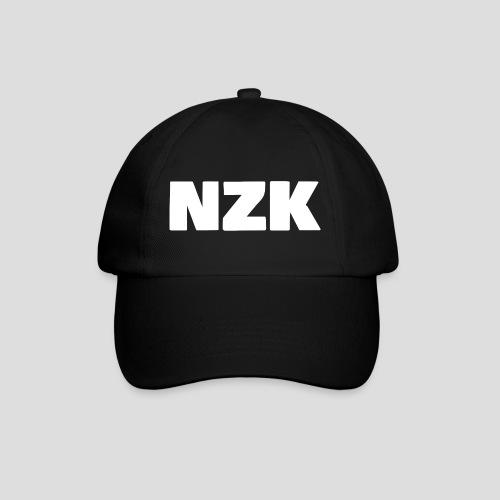 NZK logo - Baseballcap