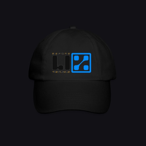 LIZ Before the Plague (Logo) - Cappello con visiera