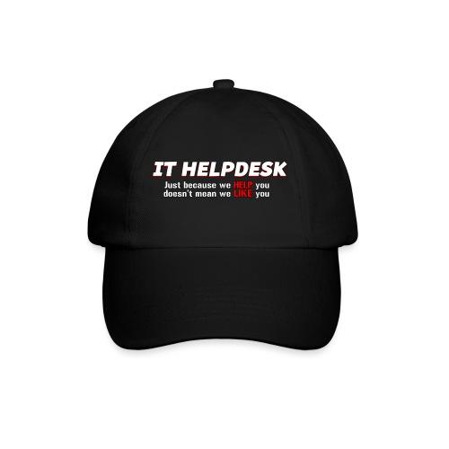 I.T. HelpDesk - Baseball Cap