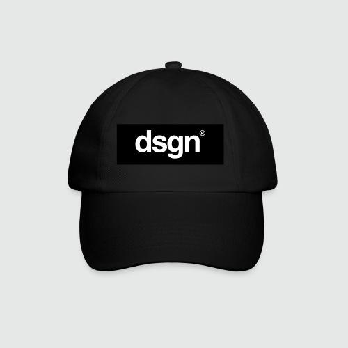 DSGN_02_WHITE - Baseballcap