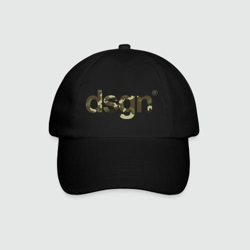 DSGN_04_CAMO_WHITE - Baseballcap