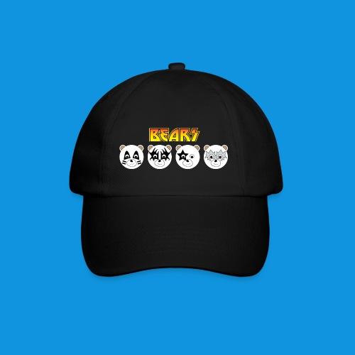 Kiss Bears.png - Baseball Cap