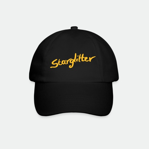 Starglitter - Lettering - Baseball Cap