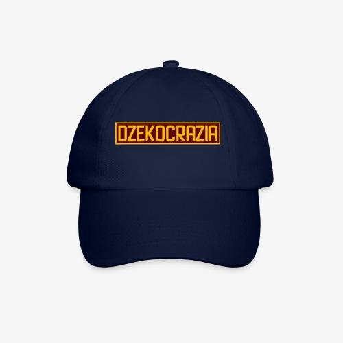 Dzekocrazia Staff - Cappello con visiera