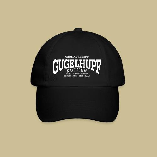 Gugelhupf (white) - Baseballkappe