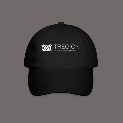 Tregion Logo wide - Baseball Cap