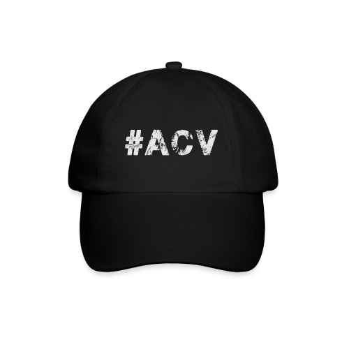 #ACV Logo grau - Baseballkappe
