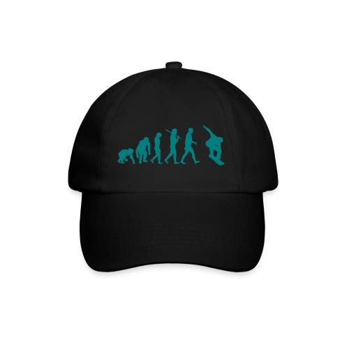 evolution_of_snowboarding - Baseballcap
