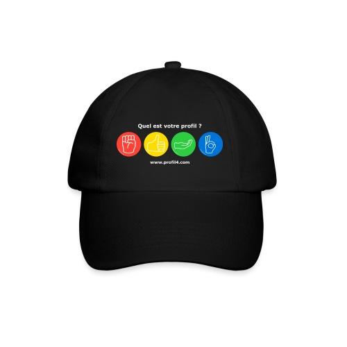 Quel est votre profil DISC ? - Casquette classique