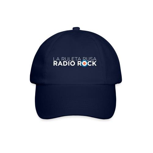 La Ruleta Rusa Radio Rock, Landscape White - Gorra béisbol