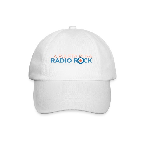 La Ruleta Rusa Radio Rock. Landscape Primary. - Gorra béisbol