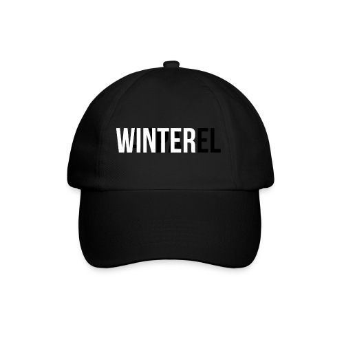 Winter Apparel Logo - Baseballkasket