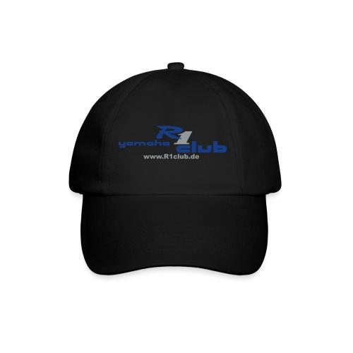 R1club Logo blau - Baseballkappe