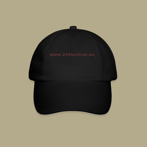 .243 Tactical Website - Baseballcap