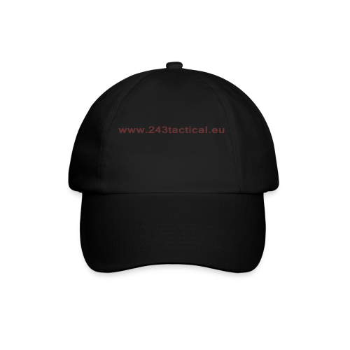 .243 Tactical Website - Baseballcap