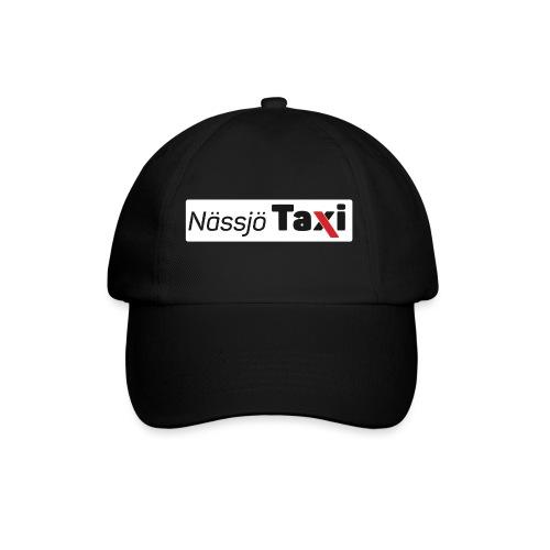 Nässjö taxi tryck - Basebollkeps