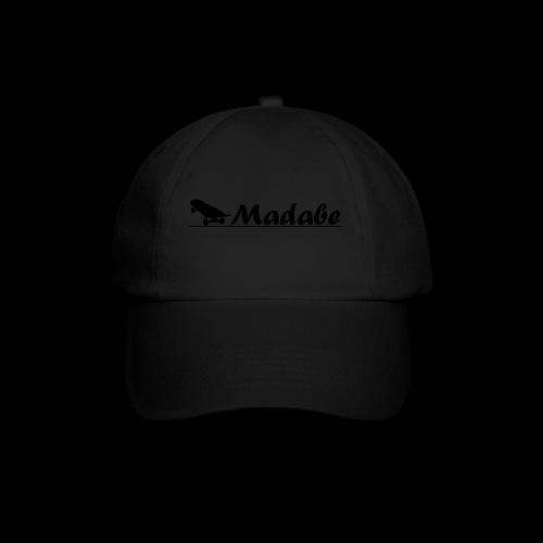 Cap black - Baseballkappe