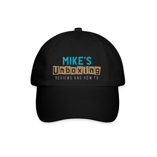 Mikesunboxing Classic Logo - Baseball Cap