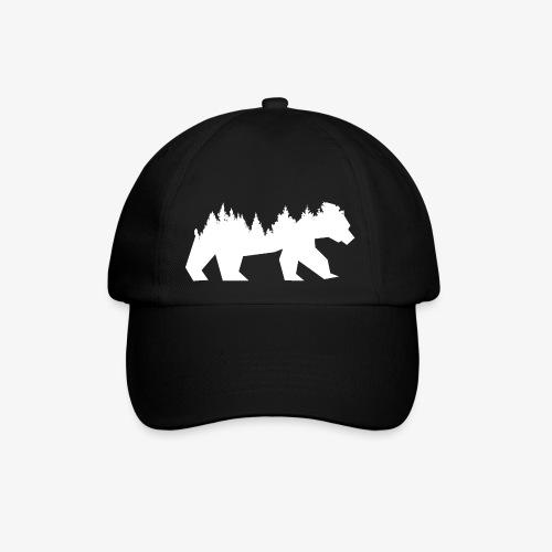 Bear Wald - Baseballkappe