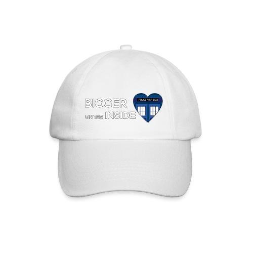 Tardis Heart - Baseball Cap
