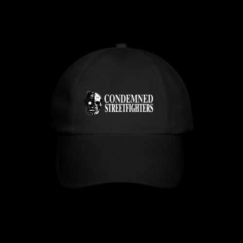Condemned Streetfighters fridge graphic - Baseball Cap