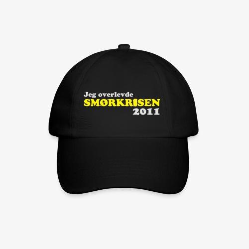 Smørkrise 2011 - Norsk - Baseballcap