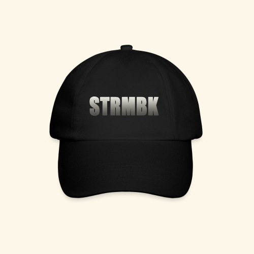KORTFILM STRMBK LOGO - Baseballcap