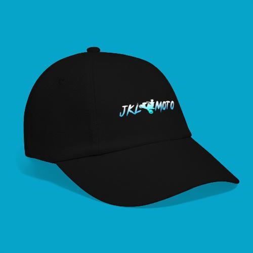 JKLMoto Aerox Black - Basebollkeps