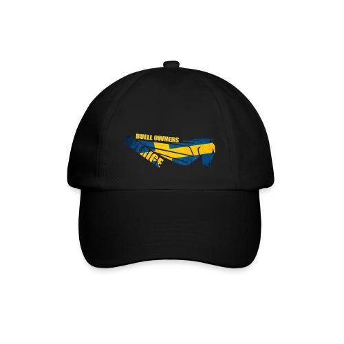 Buell Owners Sverige - Basebollkeps