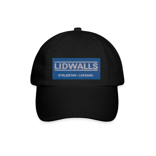 Lidwalls Stålbåtar - Basebollkeps