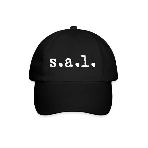 sal logo klein - Baseballkappe