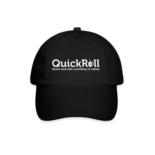 QuickRoll vit - Basebollkeps