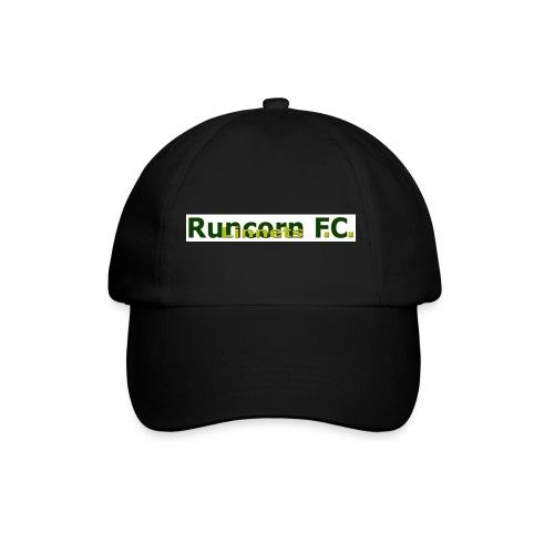 runcorn linnets 120dpi - Baseball Cap