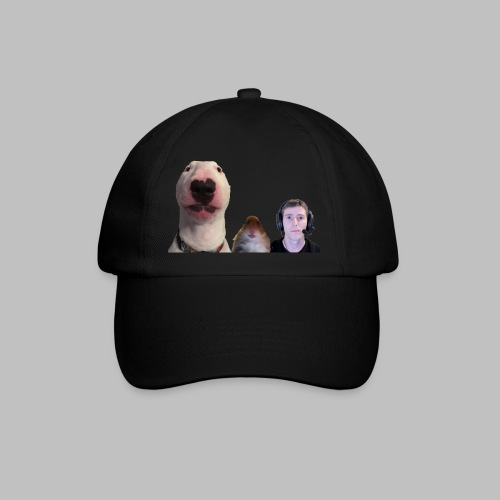 3 Amigos Walter, Hamster and Ltt. - Baseballcap