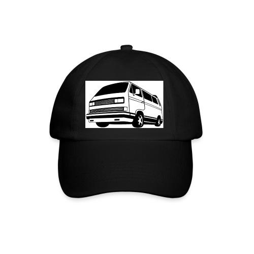 Bus 3 pix - Baseballkappe