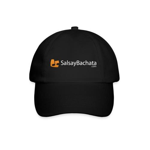logo-salsaybachata-mix - Gorra béisbol