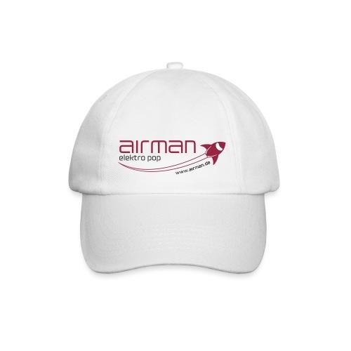 airman logo 2009 3farbig - Baseballkappe