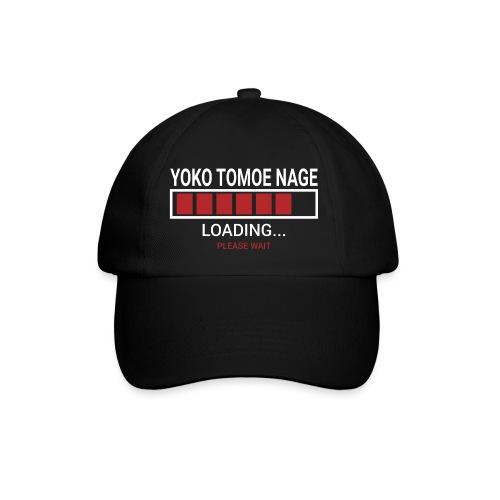 Yoko Tomoe Nage loading... pleas wait - Czapka z daszkiem