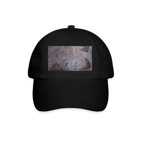 perfect pink rose's - Baseball Cap