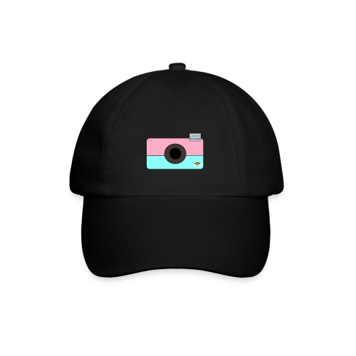 Djoeke de vlogster camera - Baseballcap