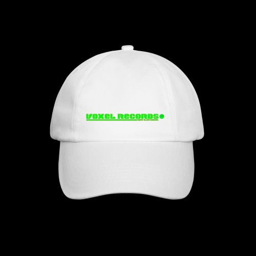 Voxel Records Banner Large - Baseball Cap