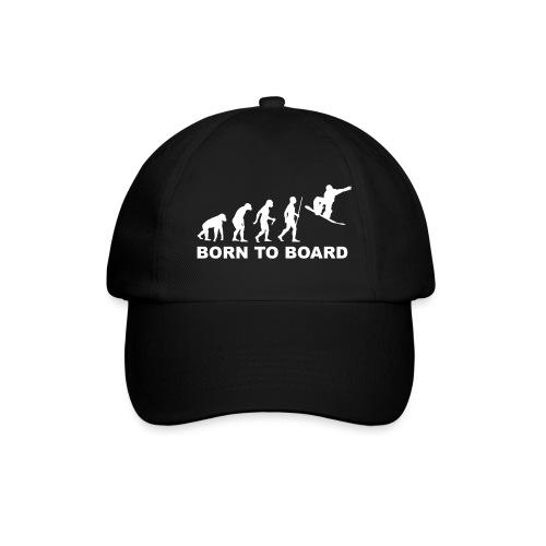 Board_wit - Baseballcap