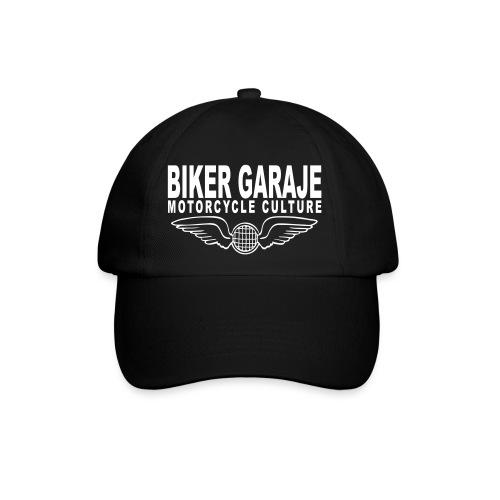 Biker Garaje Cultura - Gorra béisbol