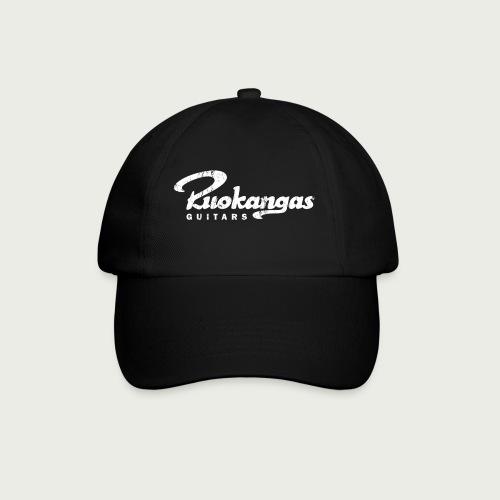 RuokangasGuitars white - Baseball Cap